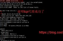 反向代理之haproxy安装及简单配置tcp代理